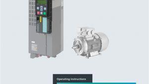 Siemens G120 Wiring Diagram G120 Cu240be2 Op Instr 0117 En Us Electrical Connector Power