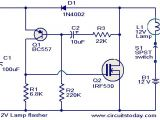 Signal Light Flasher Wiring Diagram 12v Flasher Wiring Diagram Wiring Diagram Inside