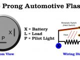 Signal Light Flasher Wiring Diagram 3 Wire Flasher Wiring Diagram Wiring Diagram toolbox