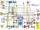 Simple Motorcycle Wiring Diagram Honda Motorcycle Wiring Wiring Diagram Operations