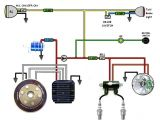 Simple Motorcycle Wiring Diagram Simple Wiring Harness Diagram Wiring Diagrams Data