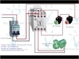 Single Phase Control Panel Wiring Diagram 4p Contactor Wiring Diagram Wiring Diagram Show