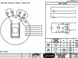 Single Phase Marathon Motor Wiring Diagram Ac Electric Motor Wiring Wiring Diagram Week
