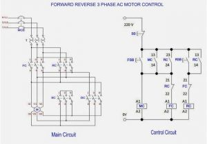 Single Phase Motor forward Reverse Wiring Diagram 3 Phase Induction Motor Wiring Diagram Fresh Wiring Diagrams for
