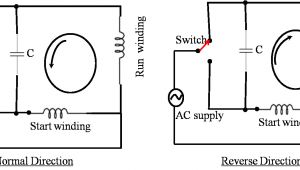 Single Phase Motor forward Reverse Wiring Diagram Pdf Motor Wiring Schematics Wiring Diagram Insider