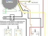 Single Phase Motor Wiring Diagram with Capacitor Ac Motor Wiring Wiring Diagram Operations