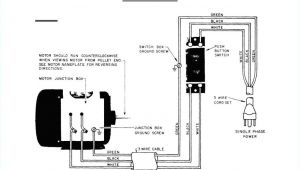 Single Phase Motor Wiring Diagram with Capacitor Start 3 Phase Motor Starter Wiring Wiring Diagram Database