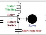 Single Phase Motor Wiring Diagram with Capacitor Start Capacitor Run Primary Single Phase Capacitor Wiring Diagram Wiring Diagram