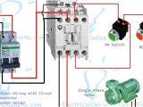 Single Pole Contactor Wiring Diagram Circuit Diagram Wiring A Contactor Wiring Diagram Used