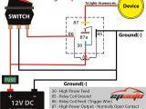 Single Pole Relay Wiring Diagram 12vdc Relay Wiring Wiring Diagram Operations
