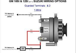 Single Wire Alternator Wiring Diagram 1 Wire Circuit Diagram Wiring Diagram Mega