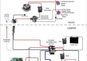 Slide In Camper Wiring Diagram Wiring Diagram for Rvs Wiring Diagram Operations