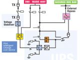 Socomec atys 3s Wiring Diagram Maintenance bypass Switch Wiring Diagram Electrical Engineering
