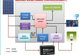 Solar Panel Charge Controller Wiring Diagram Arduino Mppt solar Charge Controller Version 3 0 42 Steps with