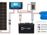 Solar Panel Charge Controller Wiring Diagram solar Panel Calculator and Diy Wiring Diagrams for Rv and Campers