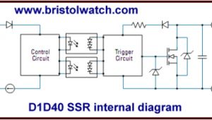 Solid State Relay Wiring Diagram Connecting Crydom Mosfet solid State Relays