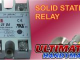 Solid State Timer Wiring Diagram solid State Relay Ssr Youtube