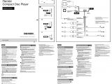Sony Xplod Wiring Harness Diagram sony Stereo Wiring Diagram Wiring Diagram Database