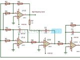 Speaker Crossover Wiring Diagram Crossover Circuit Diagram Crossover Pcb Wiring Diagram View