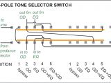 Speaker Selector Switch Wiring Diagram Impedance Switch Wiring Diagram Wiring Diagram Show