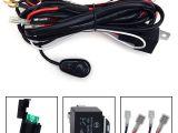 Speed Tech Lights Wiring Diagram Amazon Com Kawell Universal 2 Lead Led Light Bar Wiring Harness Kit