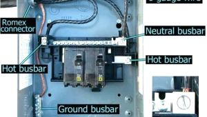 Square D Sub Panel Wiring Diagram Main Breaker Box Wiring Diagram Criptocoin Co