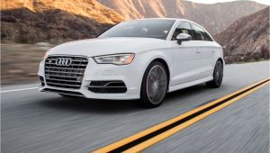 Stage 2 Audi S3 0-60 2015 Audi A3 2016 Audi S3 Verdict Review Motor Trend