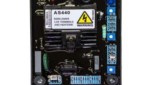 Stamford Avr as440 Wiring Diagram as440 Stamford Automatic Voltage Regulator Generator Parts