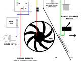 Standard Electric Fan Wiring Diagram Electric Fan Installation Schematic Wiring Diagram Page