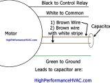 Start Run Capacitor Wiring Diagram Hvac Capacitor Wiring Diagram Wiring Diagram Centre