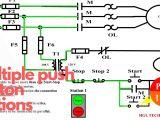 Start Stop Push button Station Wiring Diagram Square D Start Stop Station Wiring Diagram Wiring Diagram