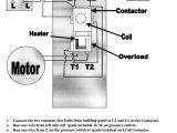 Starter Motor Wiring Diagram Motor Wiring Diagram for Size 1 Wiring Diagram Centre
