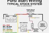 Starter solenoid Switch Wiring Diagram Starter solenoid Wiring Diagram for 1998 ford Ranger Wiring