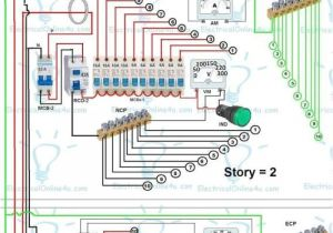 Starter Wire Diagram Electrical Contactor Wiring Diagram Lovely Contactor Wiring Diagram