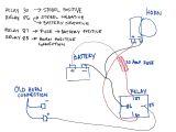 Stebel Air Horn Wiring Diagram Car Horn Relay Wiring Schematic Wiring Diagram Expert
