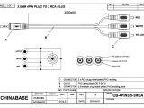 Stereo to Mono Wiring Diagram Mono Plug to Rca Audio Jack Wiring Wiring Diagram Expert