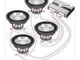Sub Wire Diagram Subwoofer Wiring Diagrams Bekotes Tecnologia Auta S Kellekek Es
