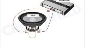 Subwoofer Wiring Diagram Dual 2 Ohm Subwoofer Wiring Diagram Dual 2 Ohm Luxury Amplifier Wiring Diagrams