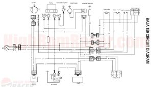 Sunl atv Wiring Diagram Sunl 50cc Wire Diagram Wiring Diagram Technic