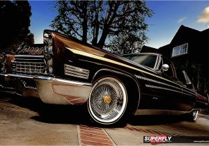 Superfly Cadillac Dub Magazine Snoop Dogg the Dogg Father Superfly Autos