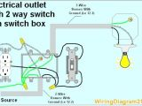 Switch Outlet Wiring Diagram Wiring How Do I Wire A Switched Outlet with the Switch Downstream