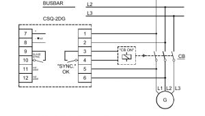 Synchroscope Wiring Diagram Csq 2 Dg