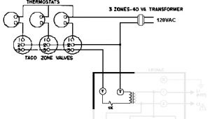 Taco Zone Valve Wiring Diagram 4 Wire Zone Valve Diagram Wiring Diagram Mega