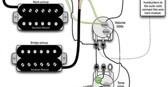 Tele Neck Humbucker Wiring Diagram Mod Garage A Flexible Dual Humbucker Wiring Scheme Premier Guitar