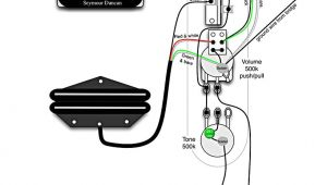 Telecaster 3 Pickup Wiring Diagram Tele Wiring Diagram 2 Humbuckers 2 Push Pulls Telecaster Build