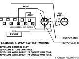 Telecaster 4 Way Wiring Diagram Esquire 5 Way Wiring Diagram Wiring Diagram Show