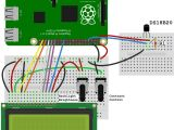 Thermistor Wiring Diagram Raspberry Pi Ds18b20 Temperature Sensor Tutorial Circuit Basics