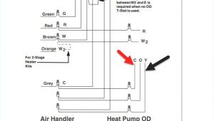 Thermostat Wiring Diagram for Ac Typical thermostat Wiring Diagram Swamp Cooler Wiring Diagram Site