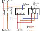 Three Phase Star Delta Wiring Diagram Star Delta Starter Electrical Notes Articles