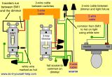 Three Way Switch with Dimmer Wiring Diagram 3 Wire Cable Diagram Wiring Diagrams New